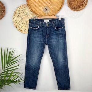Current Elliott |The Fling Boyfriend Jeans SZ 30
